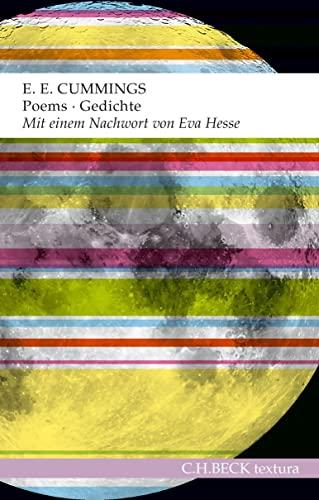 9783406687815 Poems Gedichte Iberlibro Edward Estlin