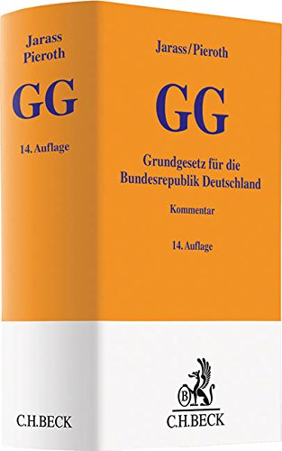 9783406693793: Grundgesetz für die Bundesrepublik Deutschland