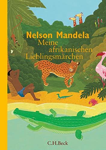 9783406694288: Meine afrikanischen Lieblingsmärchen