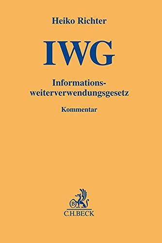 Informationsweiterverwendungsgesetz: Heiko Richter