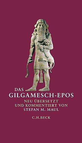 9783406709333: Das Gilgamesch-Epos