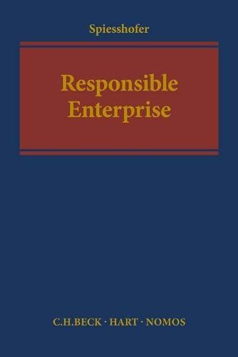 Responsible Enterprise: The emergence of a global economic order: Birgit Spiesshofer
