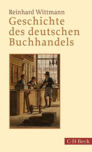 Geschichte des deutschen Buchhandels: Wittmann, Reinhard