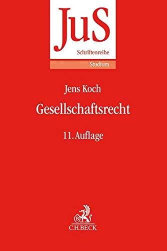 Gesellschaftsrecht: Uwe Hüffer