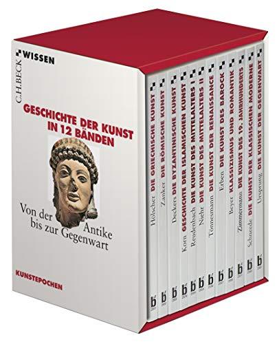 Geschichte der Kunst in 12 Bänden
