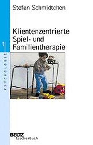 9783407220172: Klientenzentrierte Spiel- und Familientherapie