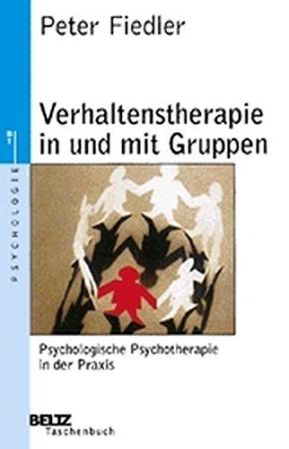9783407220448: Verhaltenstherapie in und mit Gruppen