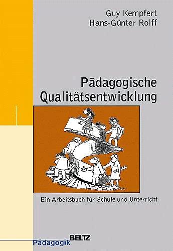 9783407252203: Pädagogische Qualitätsentwicklung