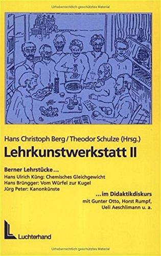 9783407253101: Berner Lehrst�cke im Didaktikdiskurs