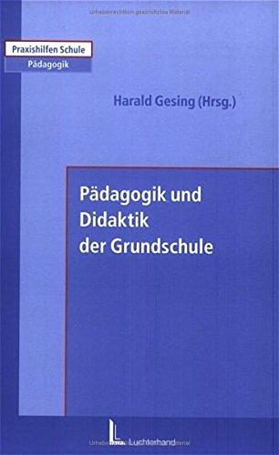 9783407253262: Pädagogik und Didaktik der Grundschule