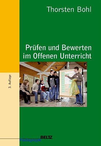 9783407254207: Prüfen und Bewerten im Offenen Unterricht (Basis-Bibliothek Unterricht)