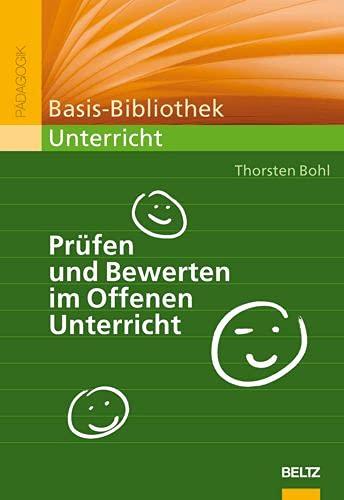 9783407254276: Prüfen und Bewerten im Offenen Unterricht (Basis-Bibliothek Unterricht)