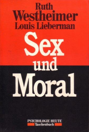 9783407305350: Sex und Moral (Livre en allemand)