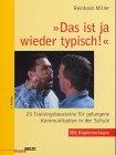 9783407325204: 'Das ist ja wieder typisch!' (Livre en allemand)