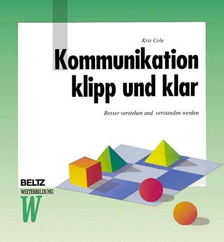 Kommunikation klipp und klar (3407363249) by Kris Cole; Ingeborg Strobel