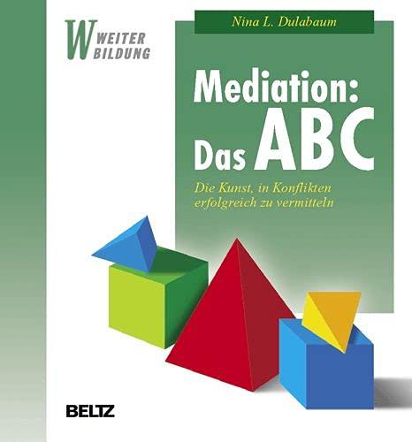 9783407363862: Mediation: Das ABC (Livre en allemand)