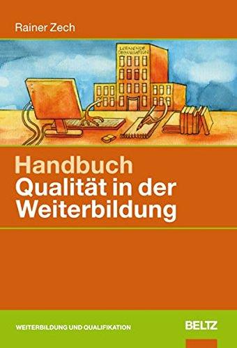 9783407364425: Handbuch Qualit�t in der Weiterbildung