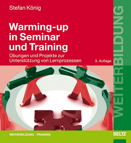 9783407364517: Warming-up in Seminar und Training