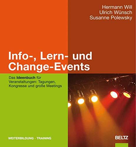 Info-, Lern- und Change-Events: Hermann Will