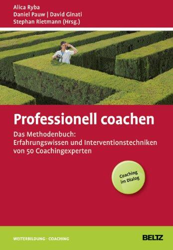 Professionell coachen: Alica Ryba
