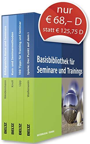 Basis-Bibliothek für Seminare und Trainings: Ulrich Lipp