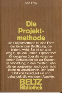 Die Projektmethode.