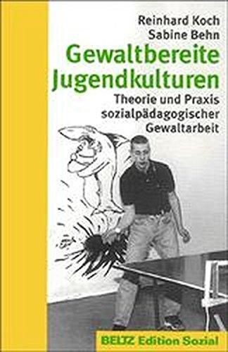 9783407557971: Gewaltbereite Jugendkulturen. Theorie und Praxis sozialp�dagogischer Gewaltarbeit
