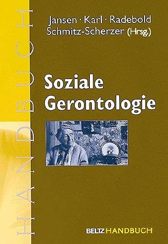 9783407558251: Soziale Gerontologie.