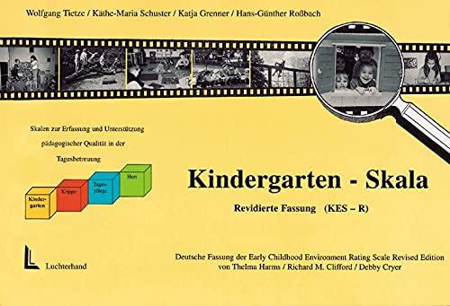 9783407560964: Kindergarten- Skala. ( KES- R).