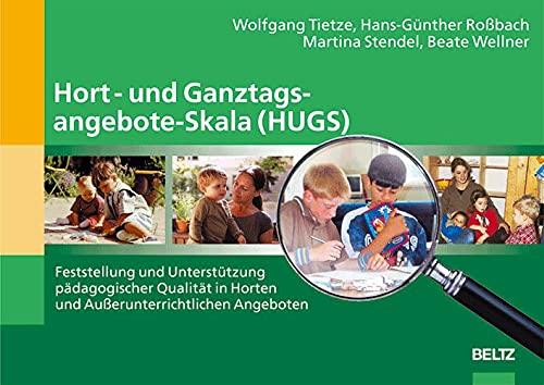 9783407563200: Hort/Ganztagsangebote-Skala (HUGS)