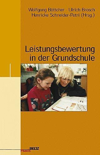 9783407623966: Leistungsbewertung in der Grundschule