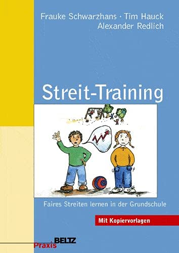 9783407624826: Streit-Training.