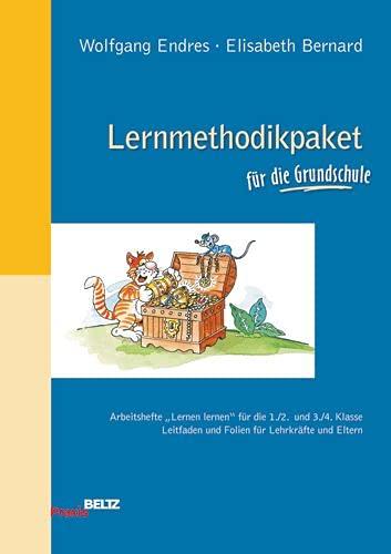 9783407625434: Lernmethodikpaket für die Grundschule: Arbeitshefte
