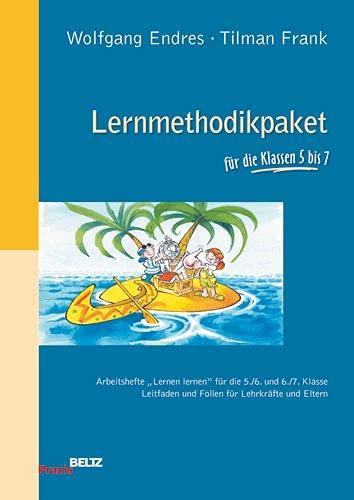 9783407625465: Das Lernmethodikpaket für die Klassen 5 bis 7: Arbeitsheft