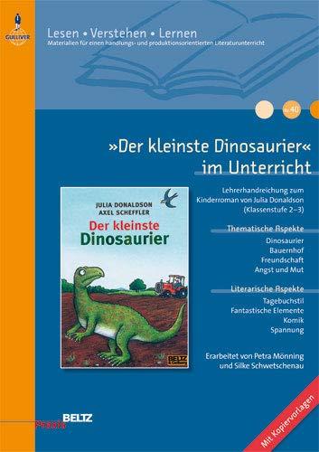 9783407626363: »Der kleinste Dinosaurier« im Unterricht