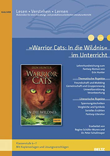 9783407629692: »Warrior Cats. In die Wildnis« im Unterricht