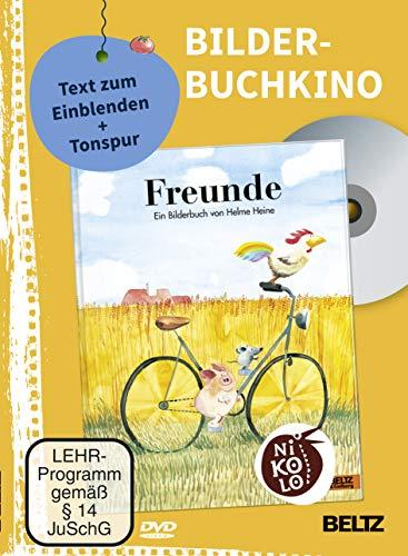 9783407727213: Bilderbuchkino: »Freunde« [Alemania] [DVD]