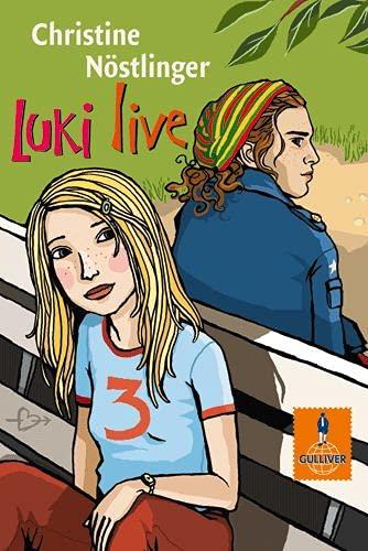 9783407740021: Luki live: Roman