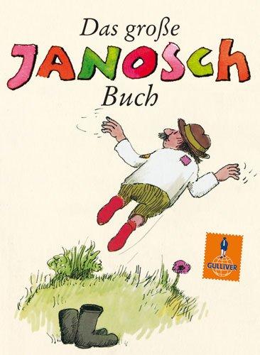 9783407740373: Das große Janosch-Buch