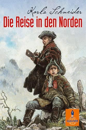 9783407740557: Die Reise in den Norden