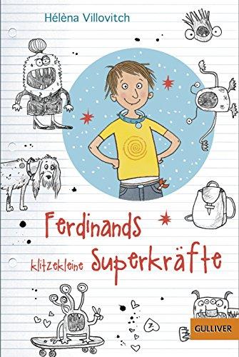 9783407745316: Ferdinands klitzekleine Superkräfte