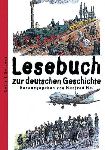 9783407753144: Lesebuch zur deutschen Geschichte