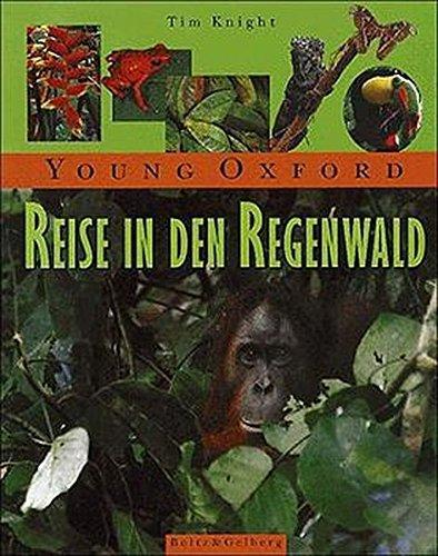 9783407753304: Young Oxford - Reise in den Regenwald