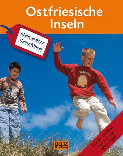 9783407753342: Mein erster Reiseführer. Ostfriesische Inseln