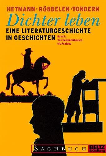9783407755049: Dichter leben