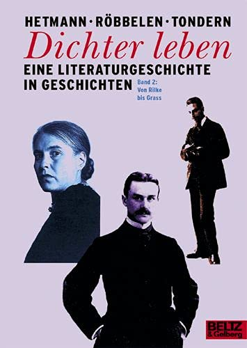 9783407755056: Dichter leben