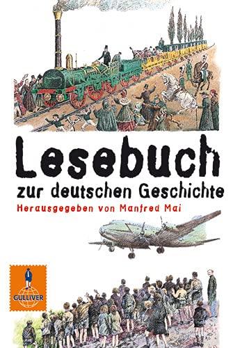 9783407755131: Lesebuch zur deutschen Geschichte.