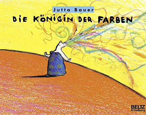 9783407760265: Die Königin der Farben (Popular Fiction)