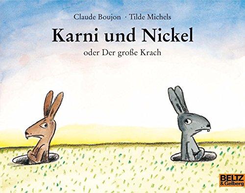 9783407760289: Karni und Nickel oder Der große Krach