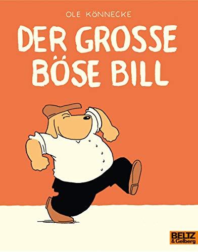 9783407760586: Der große bose Bill